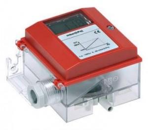 Huba pressure transducer