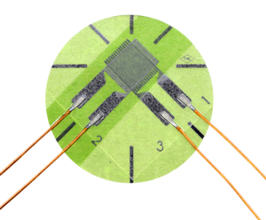 TML UFCA-5 Strain Gauge
